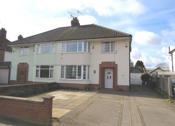Thumbnail 4 bed semi-detached house for sale in Colchester Road, Ipswich