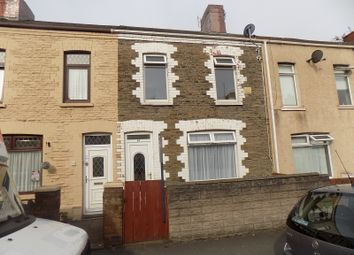 Thumbnail 3 bedroom terraced house for sale in Mansel Street, Port Talbot, Neath Port Talbot.
