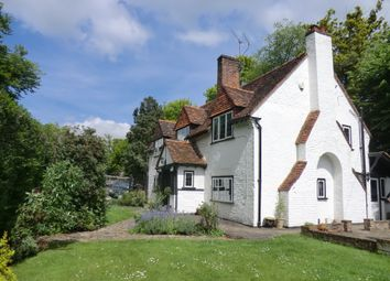 Thumbnail 4 bed detached house to rent in Mount Pleasant Lane, St Albans
