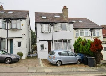 Thumbnail 5 bed semi-detached house to rent in Bedford Avenue, Barnet