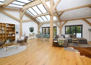 Thumbnail 4 bed detached house for sale in Bath Road, Saltford, Avon