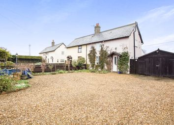 Thumbnail 2 bedroom semi-detached house for sale in Bexwell Cottage, Bexwell, Downham Market