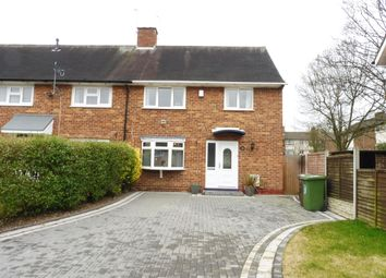 Thumbnail 3 bedroom end terrace house for sale in Wheeley Moor Road, Kingshurst, Birmingham