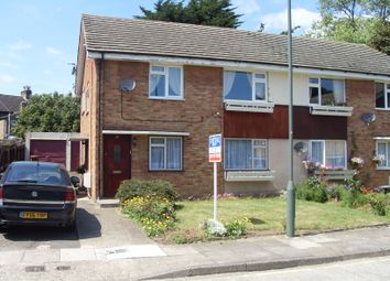 Thumbnail 2 bedroom maisonette to rent in Harbex Close, Bexley