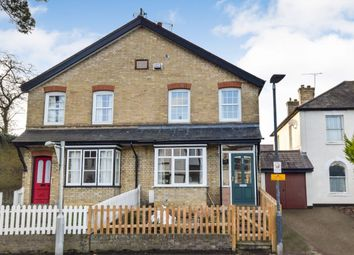 Thumbnail 2 bed semi-detached house for sale in Knight Street, Sawbridgeworth