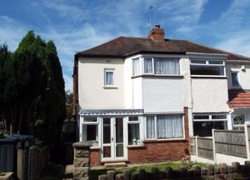 Thumbnail 2 bed property for sale in Glendon Road, Birmingham, West Midlands