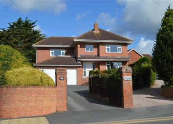 Thumbnail 4 bed detached house for sale in Douglas Avenue, Exmouth, Devon