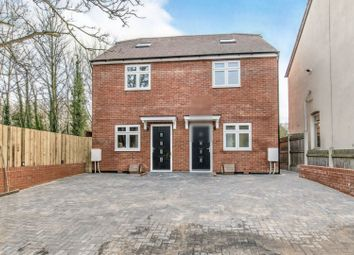 Thumbnail 3 bed semi-detached house for sale in Vicarage Road, Halling, Rochester