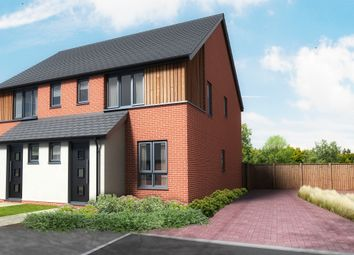Thumbnail 3 bed semi-detached house for sale in The Pastures, Woods Meadow, Oulton, Lowestoft