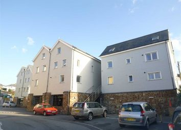 Thumbnail 3 bed flat to rent in The Strand, Bude, Cornwall