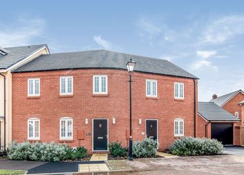 Thumbnail 2 bedroom flat for sale in Denby Rise, Great Denham, Bedford, Bedfordshire
