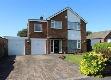 Thumbnail 4 bed detached house for sale in Woodlands Avenue, Tadcaster