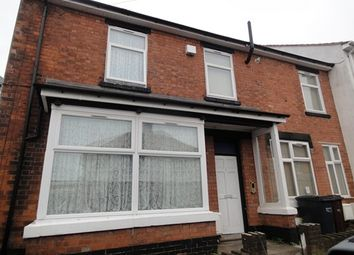 Thumbnail 1 bed flat to rent in Chetwyn Road, Wolverhampton