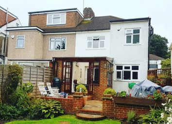 Thumbnail 3 bed semi-detached house for sale in Copthorne Avenue, Bromley
