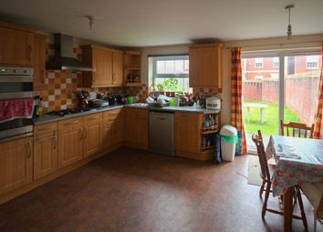 Thumbnail 4 bed town house to rent in Clos Halket, Canton, Cardiff