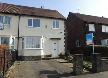 Thumbnail 3 bedroom semi-detached house for sale in Churchill Crescent, Reddish, Stockport