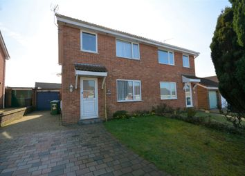Thumbnail 3 bed semi-detached house for sale in Brook Close, Carlton Colville, Lowestoft