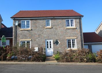 Thumbnail 4 bedroom detached house for sale in Post Coach Way, Cranbrook, Exeter