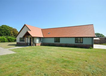 Thumbnail 3 bed detached house for sale in Fletchers Lane, Sidlesham Common, Chichester, West Sussex