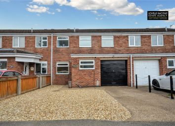 Thumbnail 3 bed terraced house for sale in Beverley Close, Holton Le Clay
