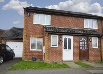 Thumbnail 3 bed semi-detached house for sale in Titty Ho, Raunds, Northamptonshire