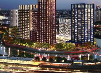 Thumbnail Studio for sale in Bridgewater House, London City Island, Canning Town, London