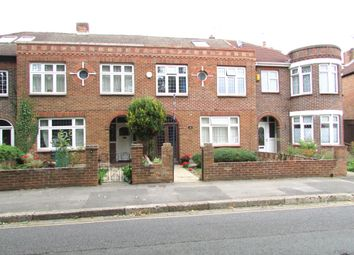 Thumbnail 4 bed terraced house for sale in Military Road, Hilsea, Portsmouth