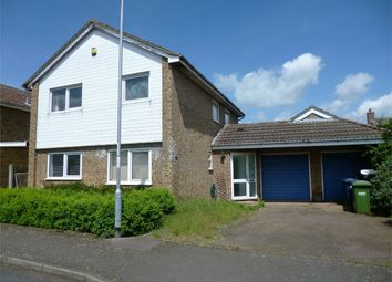 Thumbnail 4 bedroom detached house for sale in Southoe, St Neots, Cambridgeshire