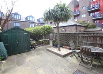 Thumbnail 4 bed town house for sale in Benson Quay, London