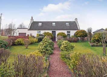 Thumbnail 4 bed detached house for sale in The Den, Dalry, North Ayrshire, .