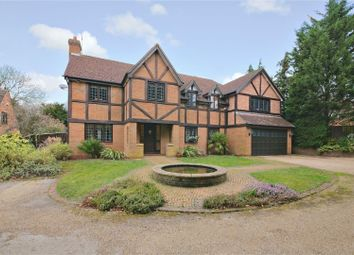 Thumbnail 5 bed detached house for sale in Gills Hill Lane, Radlett