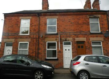 Thumbnail 2 bed terraced house to rent in Station Road, Littlethorpe, Leicester