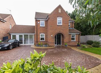 Thumbnail 4 bed detached house for sale in Spindle Drive, Wingerworth, Chesterfield