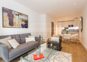 Thumbnail 1 bed flat for sale in Vista House, Dickens Yard, Ealing