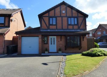 Thumbnail 3 bed detached house for sale in Kirton Close, Coventry
