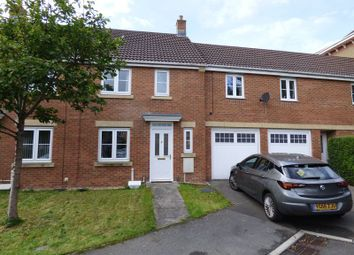 Thumbnail 3 bed terraced house for sale in Abbey Gardens, Weston-Super-Mare