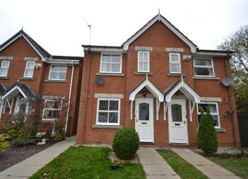 Thumbnail 2 bed semi-detached house to rent in 9 Hellyers Court, Summergroves, Hull