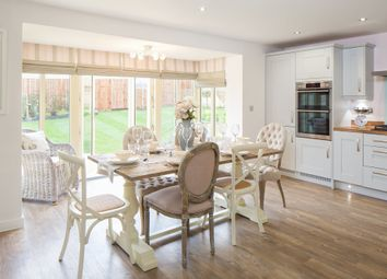 "Thumbnail 4 bed semi-detached house for sale in ""Bayswater"" at Swallow Way, Cullompton"