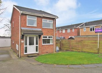 Thumbnail 3 bed detached house for sale in Palmerston Avenue, Maltby, Rotherham