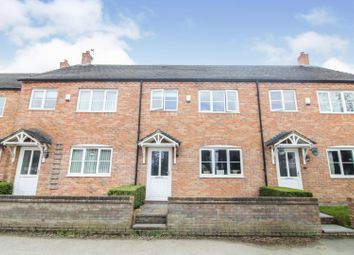 Rodney Crescent, Crew Green, Shrewsbury SY5. 3 bed terraced house for sale