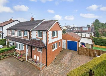 Thumbnail 3 bedroom semi-detached house to rent in Station Road, Pannal, North Yorkshire