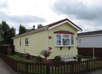 Thumbnail 1 bed mobile/park home for sale in Blue Sky Close, Bradwell, Great Yarmouth