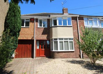 Thumbnail 3 bedroom semi-detached house to rent in Church Walk North, Swindon