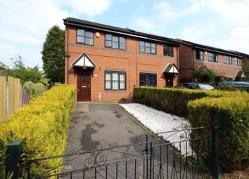 Thumbnail 3 bed semi-detached house for sale in Stanbrook Street, Levenshulme, Manchester