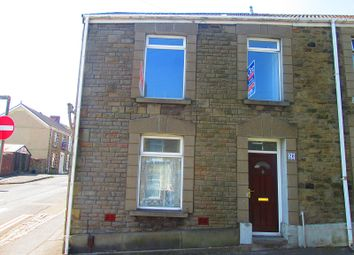 Thumbnail 2 bedroom end terrace house for sale in Pentre Treharne Road, Landore, Swansea, City & County Of Swansea.