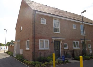Thumbnail 2 bedroom end terrace house to rent in Noon Layer Drive, Middleton, Milton Keynes