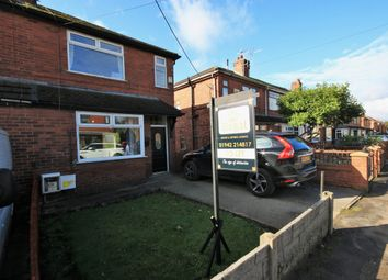 Thumbnail 2 bed semi-detached house to rent in Cale Lane, Aspull, Wigan