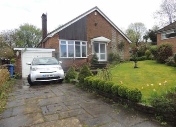 Thumbnail 2 bed detached bungalow for sale in Kinder Drive, Marple, Stockport