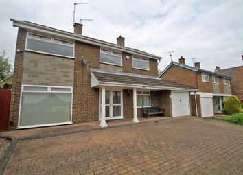 Thumbnail 4 bed detached house to rent in Bentley Avenue, Carlton, Nottingham