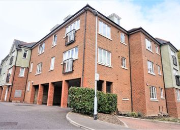 Thumbnail 2 bed flat for sale in Watery Lane, Broxbourne